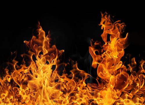略奪愛に効果がない炎の画像