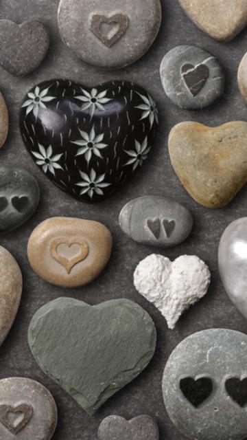 恋人との関係が良くなるハートの石